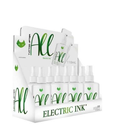 AFTER ALL ELECTRIC INK 110ML UNIDADE