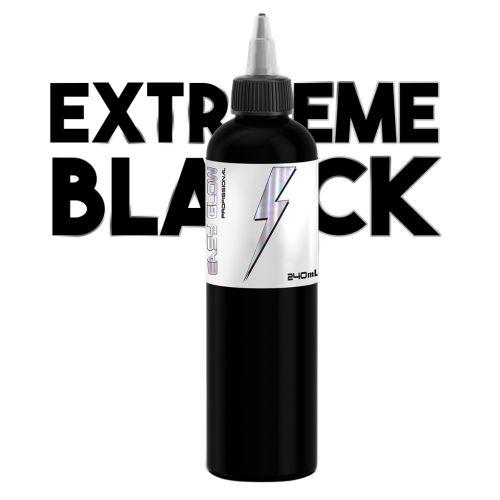 EASY GLOW 240ML EXTREME BLACK
