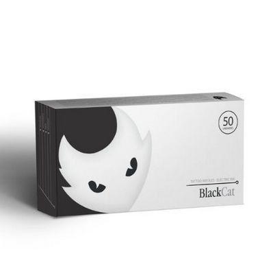 AGULHA BLACK CAT PINTURA CURVADA - UNIDADE