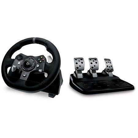 Volante Gamer Driving Force G920 Logitech