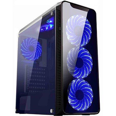 PC GAMER RYZEN 5 1600/SSD 480GB/500W/8GB DDR4/1060 6GB/A320M