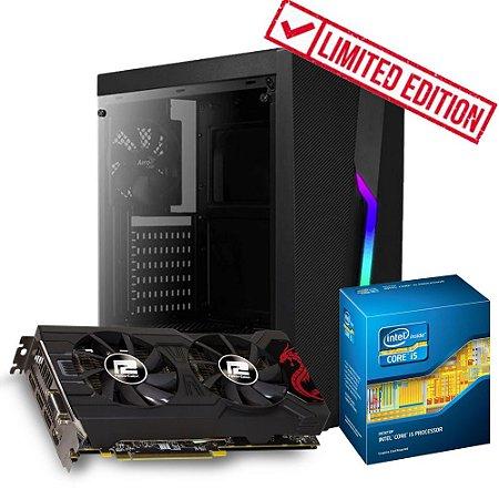 PC Arena Geek - Intel I5 3470 + RX 570 4GB