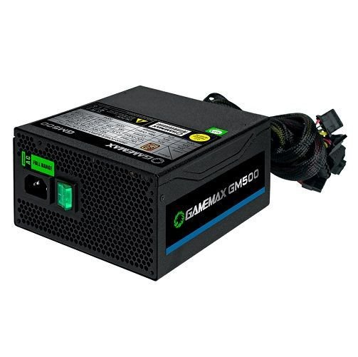 Fonte ATX 500W 80Plus Bronze PFC Ativo Gamemax GM500