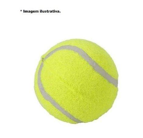Brinquedo Bola de Tênis para cães aproximadamente 8cm