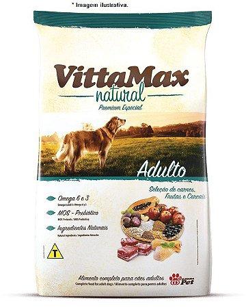 Ração Premium Especial VittaMax Natural Médio e Grande Porte para Cães Adulto 15kg