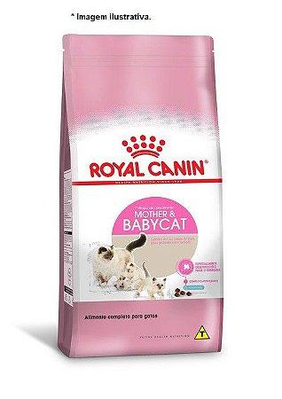 Ração Royal Canin Gatos Mother e Baby Cat 1,5kg