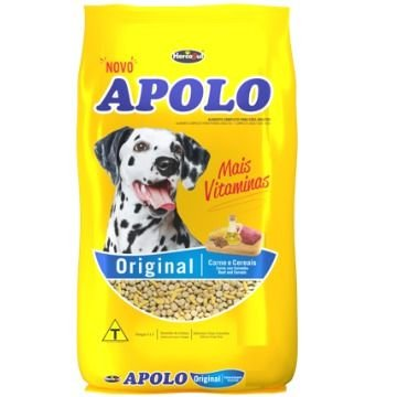 Ração Apolo Original Cães 20kg Hercosul