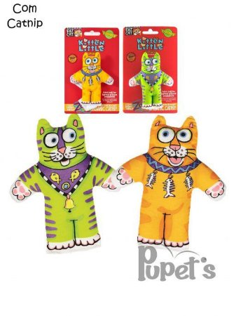 Brinquedo para Gatos Tifany Kitten Little c/ CatNip
