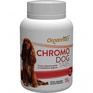 Chromo Dog Tabs 18gr Organnact