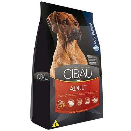 Ração Farmina Cibau Adult para Cães de Raças Grandes 25kg