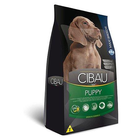 Ração Farmina Cibau Puppy para Cães Filhotes de Raças Grandes 25kg