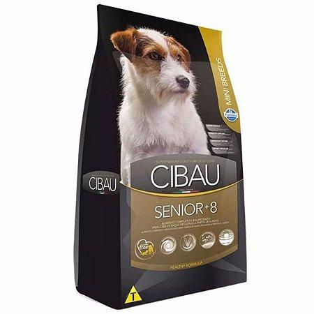 Ração Farmina Cibau Senior +8 para Cães de Raças Pequenas 3kg