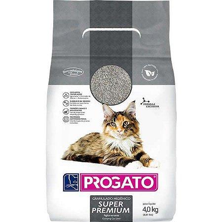 Granulado Sanitário ProGato Super Premium 4,0kg
