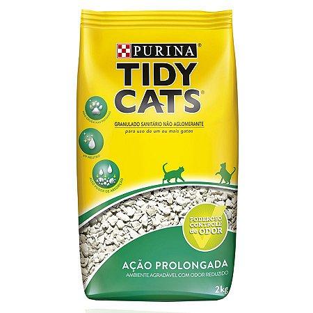Granulado Sanitário Tidy Cats 2kg