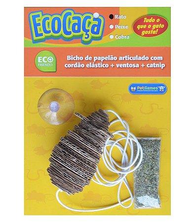Brinquedo Para Gatos EcoCaça Rato - Pet Game