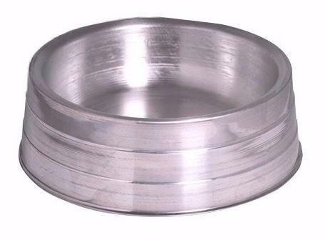 Comedouro Pesado de Alumínio Grande - AviPet            *Imagem Meramente Ilustrativa*