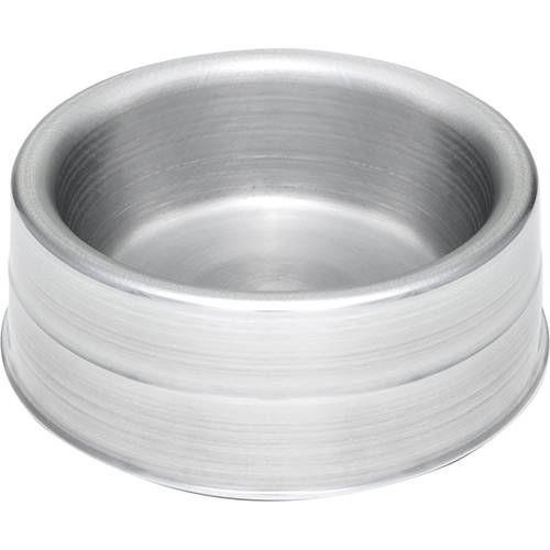 Comedouro Pesado de Alumínio Pequeno - AviPet