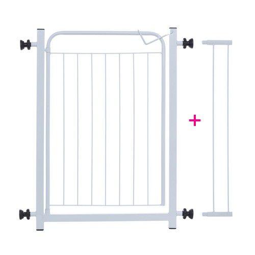 Portão Pet de Segurança com Prolongador 10cm - Romati               *Imagem Meramente Ilustrativa*