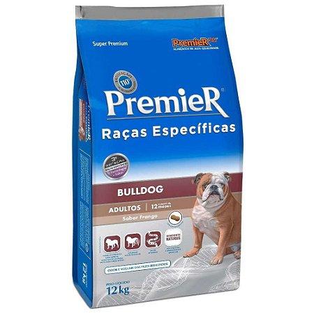 Ração Premier Pet Raças Específicas Bulldog Adulto12 Kg