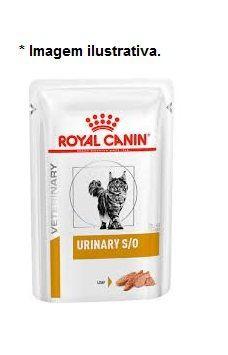 Ração Úmida Royal Canin Sachê Feline Urinary S/O - 85g