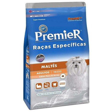 Ração Premier Pet Raças Específicas Maltês Adulto 7,5kg
