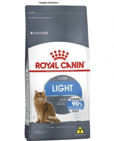Ração Royal Canin Light para Gatos Adultos com Tendência a Obesidade 7,5kg