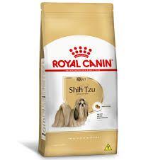 Ração Royal Canin para Cães Adultos da Raça Shih Tzu 7,5kg