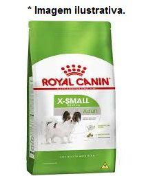 Ração Royal Canin X-Small para Cães Adultos 2,5kg