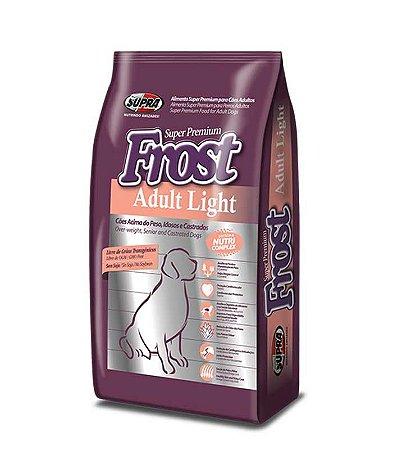 Ração Frost Adult Light cães raças médias e grandes 7,5kg