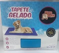 Tapete Gelado para Cães e Gato Tamanho M (50x65cm)