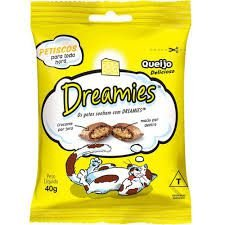 Petisco Dreamies Queijo