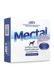 Mectal Plus Cães até 30kg c/ 02 comp