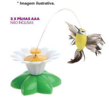 Brinquedo para Gatos Elétrico Bird Pop