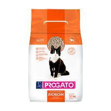 Granulado ProGato Biobom 3kg Biodegradável (cereais)