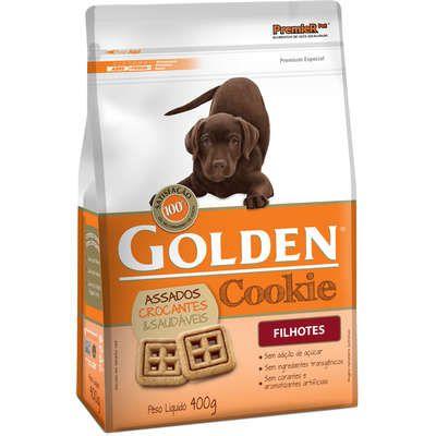 Cookie Golden Filhotes 400gr (biscoito)