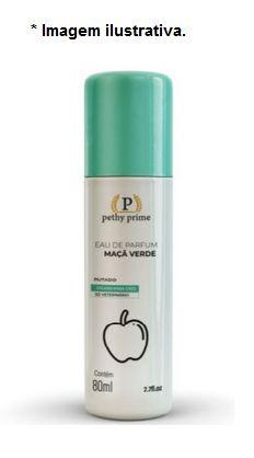 Eau de Parfum  Maçã Verde - Pethy prime 80ml cães