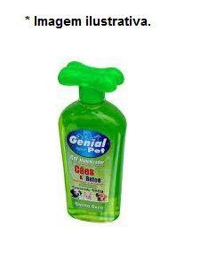 Gel Higienizador Genial Pet Banho Seco