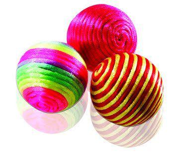 Brinquedo Gatos Bola de Sisal colorida -unidade