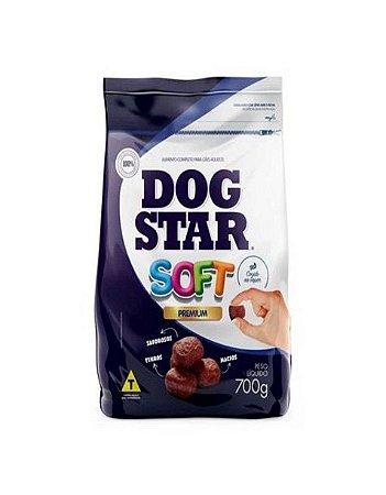 Ração Premium para Cães Dog Star Soft Macia 700g
