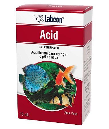 Acidificante Labcon Acid Alcon 15ml