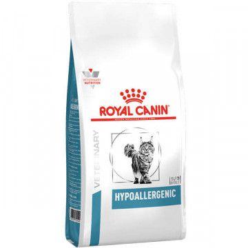 Ração Royal Canin Feline Hypoallergenic para Gatos com Alergia Alimentar 4kg
