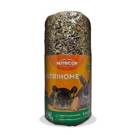 Nutrihome Tubo M 175gr tubo comestivel para roedores de estimação(cenoura,maça,baterraba)p/ roedores