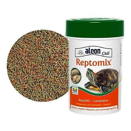 Alimento Alcon para Répteis Reptomix (reptolife+gammarus)25g