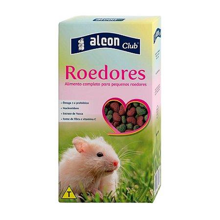 Ração Alcon Club Para Pequenos Roedores 500gr