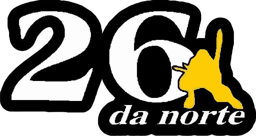 ADESIVO 26 DA NORTE