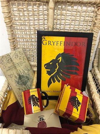f8838828d14ab3 Kit Harry Potter - Grifinória (9 Itens)