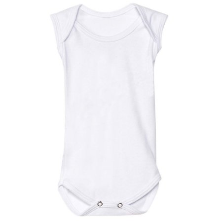 Body Para Bebê Branco