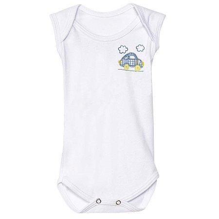 Body Para Bebê Fusca Herbie