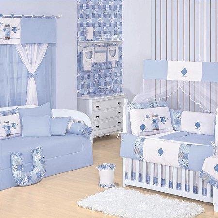 Quarto para Bebê Menino Maluquinho
