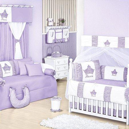 Quarto para Bebê Princesinha
